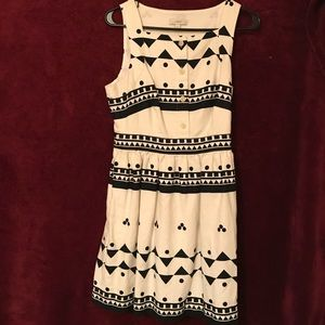 J. Crew Patterned Dress